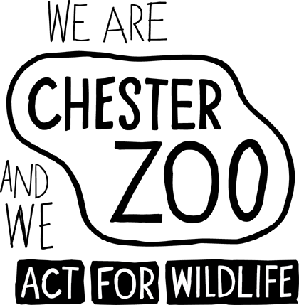 Chester Zoo and Act for Wildlife Corporate Sponsor