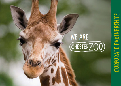 Chester Zoo and Act for Wildlife, Corporate Sponsorship