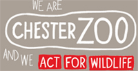 Proud Sponsor of Chester Zoo and Act for Wildlife